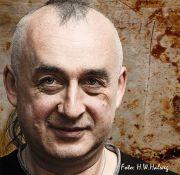 Musiker und Künstler Russ Wolf