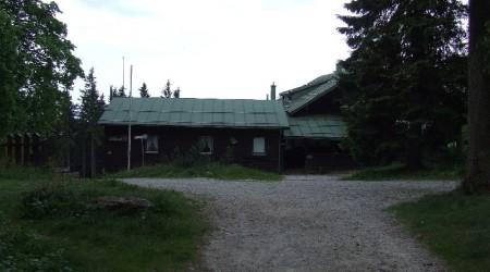 Falkensteiner Schutzhaus mit Gastwirtschaft