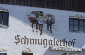 Schmugglerhof Hauswandlogo