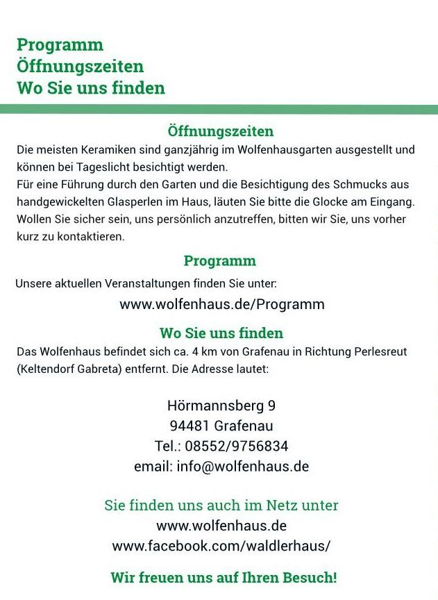 Seite 8 - Wolfenhausbroschüre